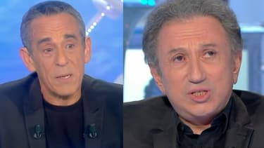 Michel Drucker Et Thierry Ardisson Emus Aux Larmes En Evoquant La Mort De Johnny