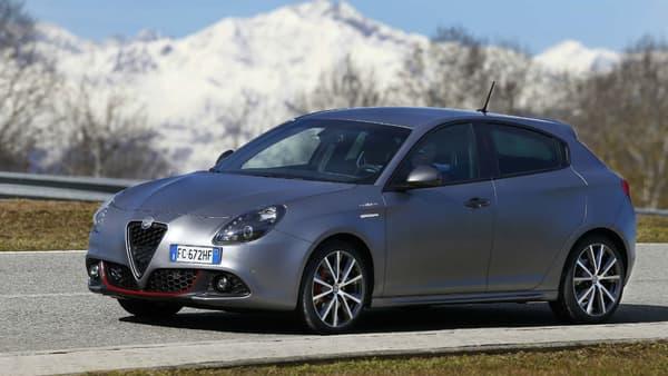 Alfa Romeo dote désormais la Giulietta de la boite automatique à double embrayage TCT.