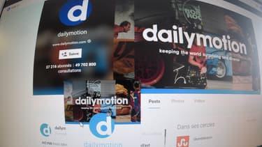 Le nouveau Dailymotion propose des vidéos autour de quatre thématiques principales: actualités, sport, musique et divertissement.