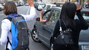 Effectuer du covoiturage sur Blablacar avec une voiture de fonction peut-être risque.