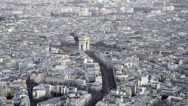 Paris a été divisé en 80 quartiers