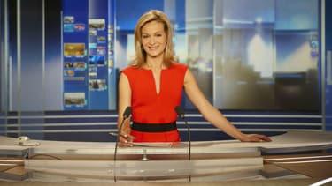 Audrey Crespo-Mara, nouvelle présentatrice du JT de TF1