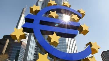 Pour la première fois depuis 2007, la BCE note un assouplissement des règles d'octroi des crédits.