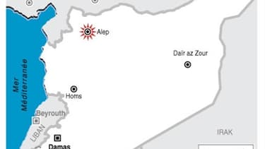 L'ARMÉE SYRIENNE À LA RECONQUÊTE D'ALEP