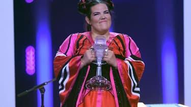 Netta Barzilai, la candidate israélienne qui a remporté l'Eurovision 2018