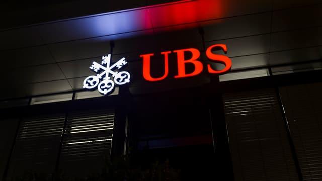 UBS a vivement critiqué le montant de l'amende requise.