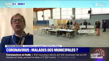 Coronavirus: candidate aux élections municipales, Chafia Zehmoul explique pourquoi elle porte plainte contre Édouard Philippe