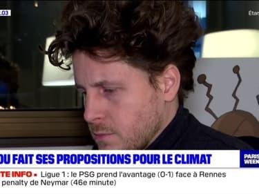 Elections régionales : Julien Bayou fait ses propositions pour le climat
