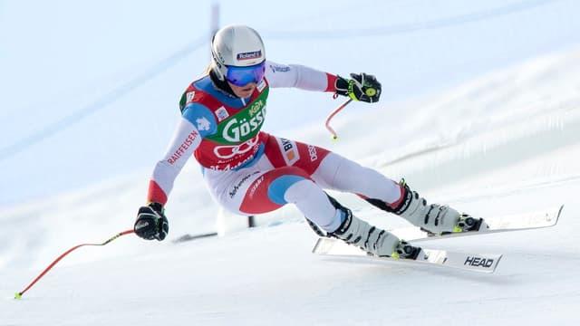Corine Suter est la nouvelle championne du monde de descente