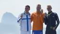 Spyridon Yianniotis, Ferry Weertman et Marc-Antoine Olivier