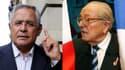 Robert Bourgi accuse Jean-Marie Le Pen de financement occulte.