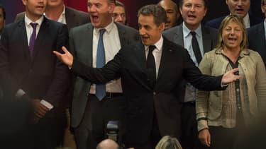 Les réactions politiques n'ont pas tardé après le premier meeting de Nicolas Sarkozy.