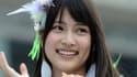 Anna Iriyama, membre du groupe de pop japonais AKB48, agressée dimanche à la scie par un fan.