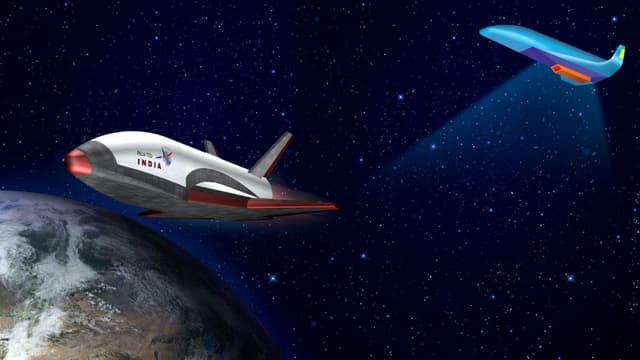 L'ISRO va effectuer un lancement test en envoyant à 70 kilomètres dans l'atmosphère un modèle réduit de sa navette spatiale.