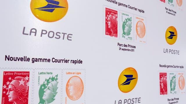 Les tarifs du courrier augmenteront de 4,7% en moyenne au 1er janvier 2018.