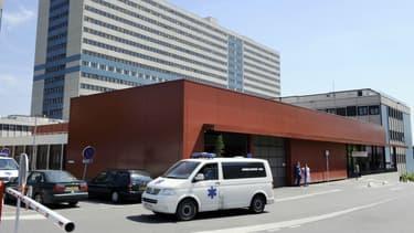 L'hôpital Henri-Mondor à Créteil.