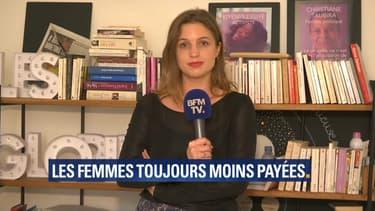 Rebecca Amsellem, fondatrice des Glorieuses, interviewée sur BFMTV le 3 novembre 2017.