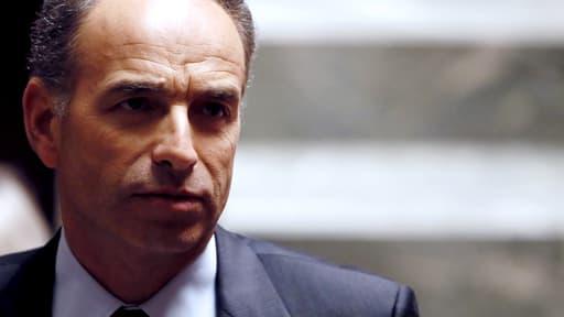 Jean-François Copé à l'Assemblée nationale le 14 janvier.