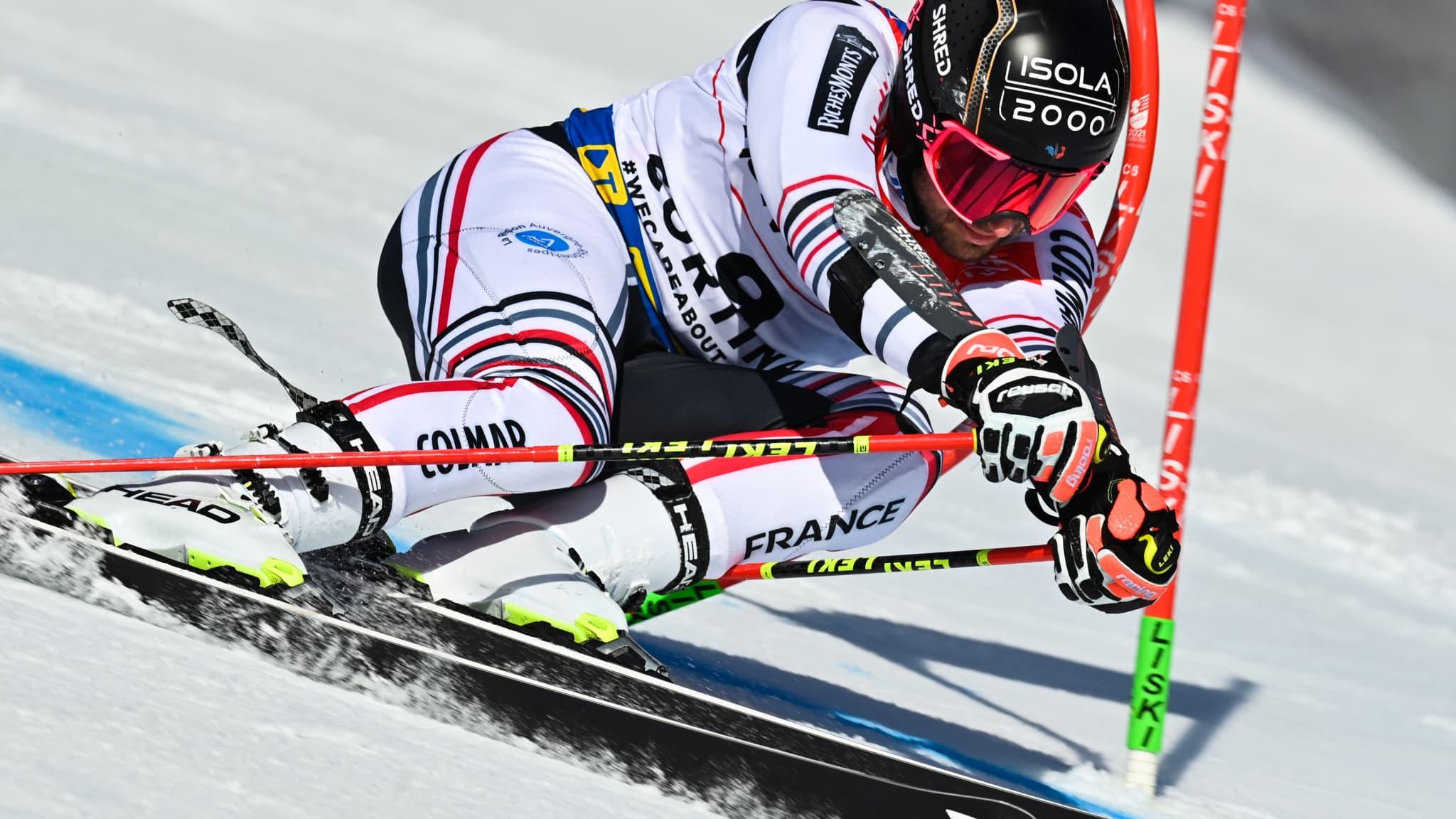 Ski alpin (Bankso): Première manche du géant solide pour Mathieu Faivre qui signe le meilleur temps, suivi de Pinturault 3e
