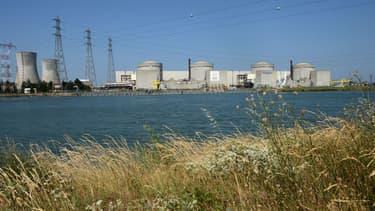 La centrale nucléaire d'EDF de Tricastin