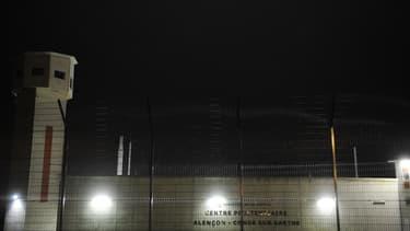 Le centre pénitentiaire d'Alençon-Condé-sur-Sarthe