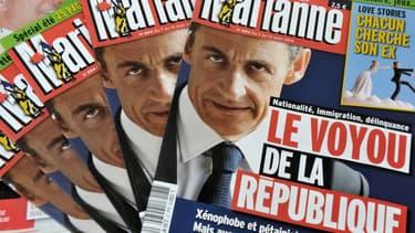 Le magazine Marianne pourrait passer dans le giron de Czech Media Invest  (image d'illustration)