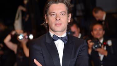 Benjamin Biolay au Festival de Cannes, en 2014.