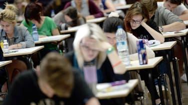 Début des épreuves du baccalauréat lundi 17 juin. (Photo d'illustration).