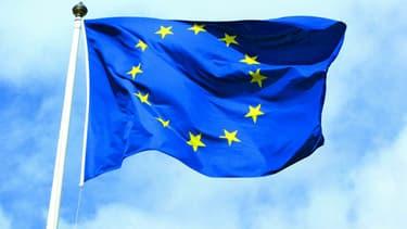 Drapeau de l'Union Européenne. (Photo d'illustration)