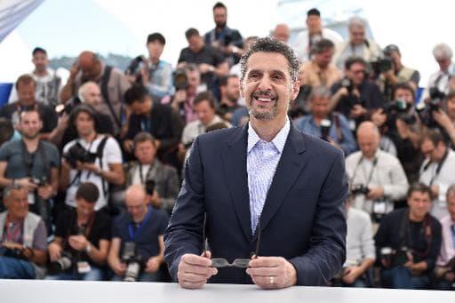 """John Turturro le 16 mai 2015 à Cannes pour la présentation du film """"Mia Madre"""""""