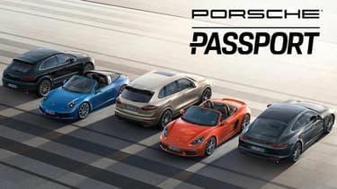 Porsche Passport, une offre de location longue durée pour rouler chaque jour dans une Porsche différente.