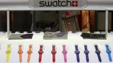 Au mois de décembre, les ventes de montres suisses étaient en repli de 15% en Chine