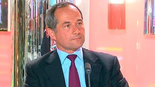 Frédéric Oudéa, PDG de Société générale, était invité d'Hedwige Chevrillon dans le Grand Journal ce 30 mai.