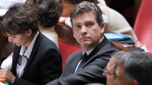 Arnaud Montebourg a assuré que la solution franco-française dans Alstom n'était pas viable.