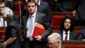 Manuel Valls lors d'une session à l'Assemblée nationale, le 28 juin 2017.