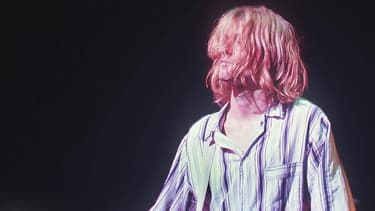 Kurt Cobain, le 19 février 1992