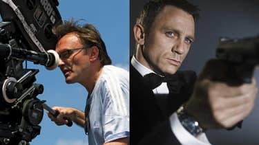 Daniel Craig dans la peau de James Bond / Danny Boyle