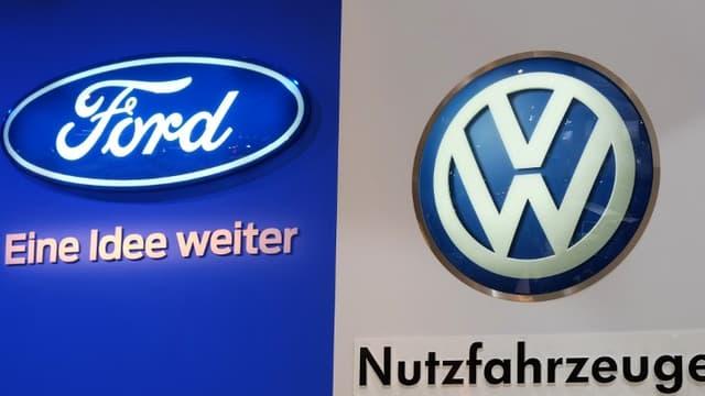Volkswagen et Ford semblent se diriger vers une alliance pour développer véhicules électriques et autonomes, ainsi que des utilitaires en commun.