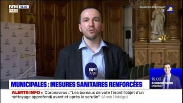 Municipales à Paris: Anne Hidalgo détaille toutes les mesures contre le coronavirus
