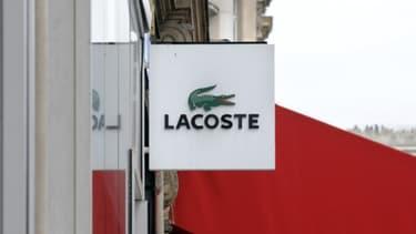 La marque Lacoste passe sous le contrôle du groupe Maus Frères.