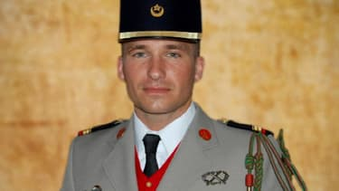 Le brigadier-chef Wilfried Pingaud
