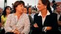 Profitant de l'absence médiatique de Dominique Strauss-Kahn, le duo formé par Martine Aubry (ici à gauche) et Ségolène Royal (à droite) s'est imposé au Parti socialiste même si l'entente cordiale entre les deux anciennes rivales aura probablement du mal à