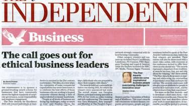 The Independent va passer au 100% numérique.