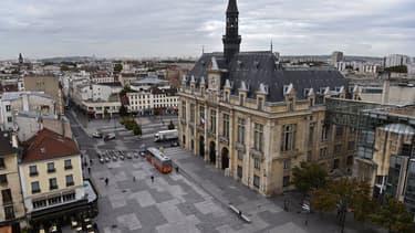 Saint-Denis.