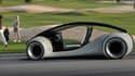 Sur la toile, les internautes imaginent déjà à quoi pourrait ressembler l'Apple Car.
