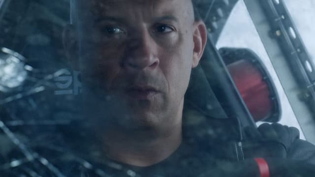 Jason Statham dans Fast and Furious 8
