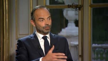 Edouard Philippe sur BFMTV.