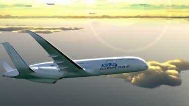 Parmi les cinq projets en finale, cet avion conçu pour voler dans le plus grand silence.