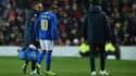 Neymar blessé avec le Brésil