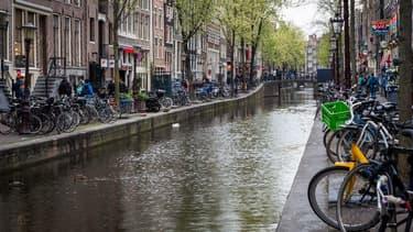 Amsterdam a été choisie.